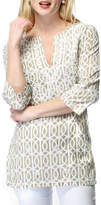 Gretchen Scott Great Geo Tunic
