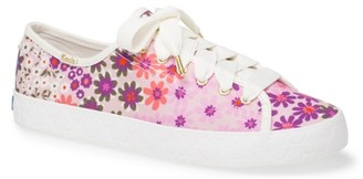 Keds X Kate Spade New York Kickstart Pacific Petals Sneaker - Women's