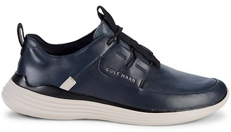 Cole Haan Grand Sport Leather Runners
