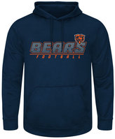 Majestic Men's Chicago Bears Punt Return Big & Tall Hooded Sweatshirt