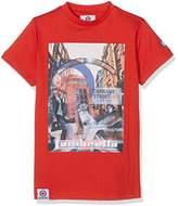 Lambretta Boy's London Life Tee T-Shirt