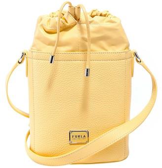 Furla Drawstring Bucket Bag