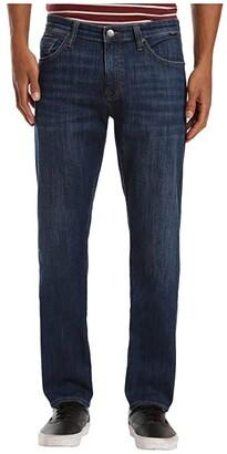 Mavi Jeans Zach Straight Leg in Dark Portland (Dark Portland) Men's Jeans