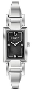 Bulova Bangle Bracelet Watch, 18mm
