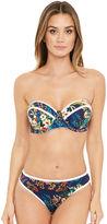 Freya Swim Club Tropicana Underwired Padded Bandeau Bikini Top