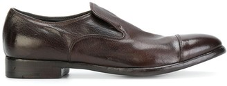 Alberto Fasciani Slip-On Shoes