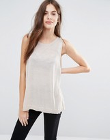 Brave Soul Light Knit Tank Top