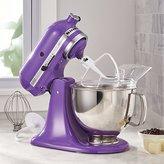 Crate & Barrel KitchenAid ® Artisan Grape Stand Mixer