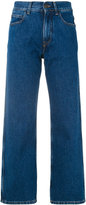 Ports 1961 denim high waisted jeans - women - Cotton - 26