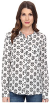 Splendid Medallion Print Shirt