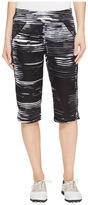 Jamie Sadock - Skinnylicious Staccato Print 24.5 Knee Capris Women's Capri