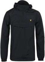 Lyle & Scott True Black Pullover Jacket