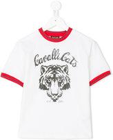 Roberto Cavalli cat print T-shirt