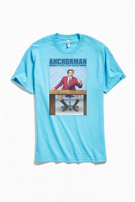 Anchorman Ron Burgundy Tee