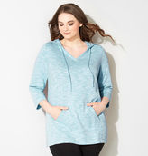 Avenue Stone French Terry Active Hoodie