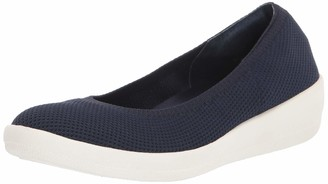 Amazon Essentials Knit Ballet With Sport Outsole Flat