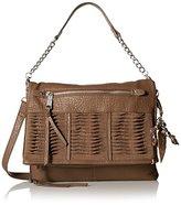Jessica Simpson Louis Foldover Cross Body Bag