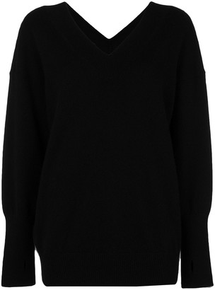 Tom Ford oversized slouchy sweater