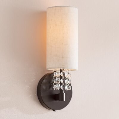 Willa Arlo Interiors Beasley 1 Light Armed Sconce Shopstyle