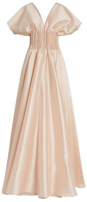 Alexis Mabille Lustrous Maxi Dress