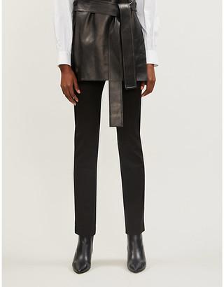 Joseph Elmo stretch-cotton trousers