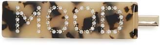 BaubleBar Amanda Crystal-embellished Hair Clip