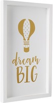 Mud Pie Dream Big Gold Plaques Accessories Travel