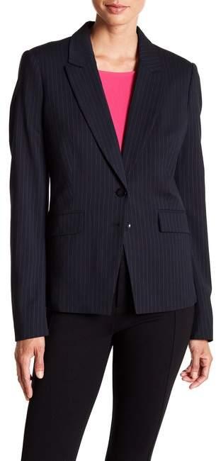 BOSS Jakinala Pinstripe Suit Jacket