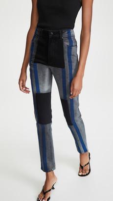 Eckhaus Latta El Jeans