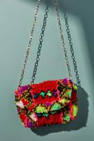 Anthropologie Asli Woven Crossbody Bag