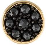 Alison Lou 14K Caviar Diamond Single Stud
