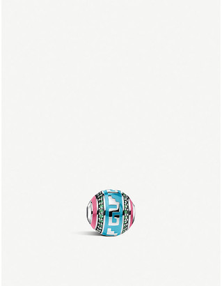 Thomas Sabo Ornament sterling silver karma bead