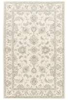 Charlton Home Blakeway Hand-Tufted Cream/Blue/Pewter Area Rug