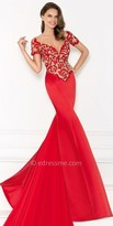 Tarik Ediz Lenno Evening Dress