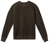 Wings + Horns Knit Wool Crewneck Sweater