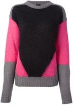 Joseph colour block sweater