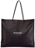 Balenciaga Men's Large East-West Tote Bag