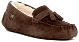 Australia Luxe Collective Patrese Genuine Shearling Slip On Moccasin
