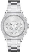 DKNY Women's NY2378 PARSONS Silver Watch