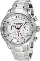 Stuhrling Original Men's Concorso Chronograph Watch