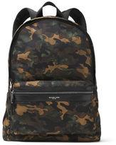 Michael Kors Kent Camo Printed Backpack
