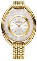 Swarovski Crystalline Goldtone Stainless Steel Bracelet Watch, 5200339
