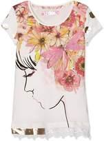 Desigual Toddler Girls' Ts_arkansas T-Shirt, White