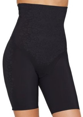 Maidenform Womens Fit Sense Firm Control High-Waist Thigh Slimmer Style-DM0072