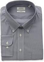 Enro Men's Classic Fit Bengal Stripe Dress Shirt