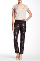 Insight Metallic Print Scuba Pant