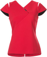 Roland Mouret fitted Padbury top