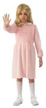 BuySeasons Toddler Girls Stranger Things Kids Eleven's Dress Child Costume