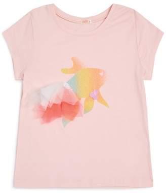 Billieblush Rainbow Fish T-Shirt