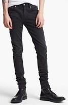 BLK DNM 'Jeans 25' Slim Skinny Leg Jeans (Solid Black)